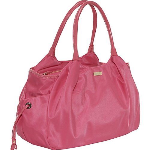 Kate Spade Pxru2229 Fashion Nylon Stevie Baby Bag,Fraise,one size