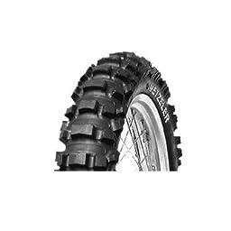 Metzeler MC 5 Intermediate Terrain Tire - Rear - 120/100-18 , Position: Rear, Tire Size: 120/100-18, Rim Size: 18, Tire Type: Offroad, Tire Application: Intermediate 0930200