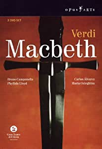 Verdi, Giuseppe - Macbeth (NTSC, 2DVDs)