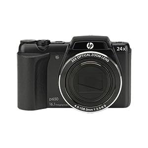 HP P650 Digital Camera 16MP 24X 3.0 LCD by hp