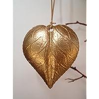 Metal Leaf (Antique Gold color)