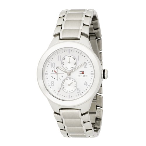 Tommy Hilfiger Men's 1710237 Classic Stainless Steel Multifunction Watch