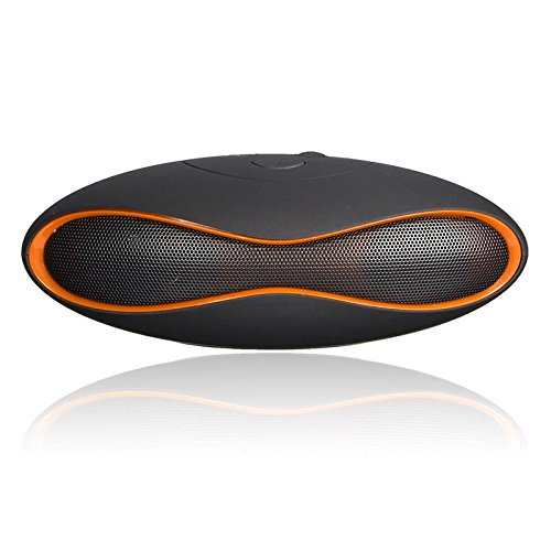 Hot Mult-function Mini Football Portable Speaker Wireless Bluetooth Speaker Mic Super Bass FM Support for iPhone for Samsung (Jbl Micro Ii White compare prices)