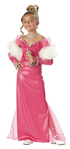 California Costumes Toys Hollywood Starlet, Large