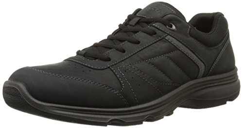 ECCO Light Iv Men's Scarpe Sportive Outdoor, Uomo, Nero(Black/Black/Dark Shadow 57099), 42 EU