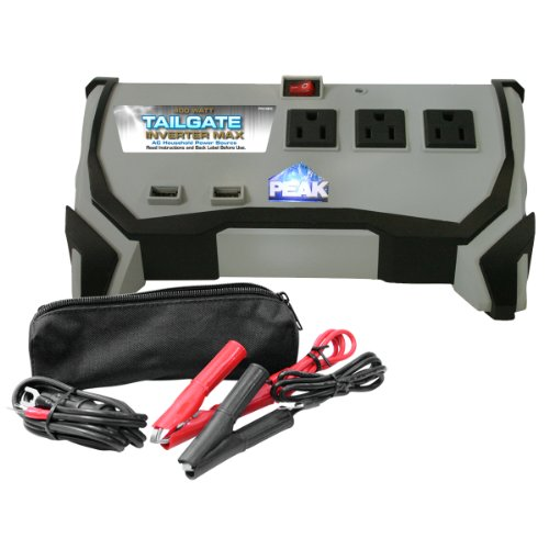 Peak PKC0BO 400 Watt Tailgate Power Inverter