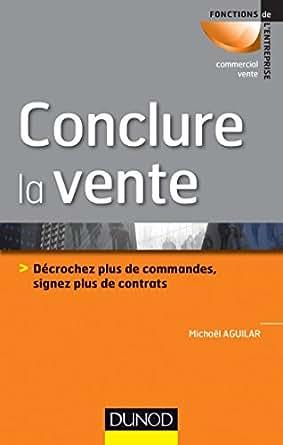 Amazon.com: Conclure la vente (Vente Distribution) (French Edition