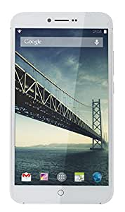 Surya Xifo LeaGool 5.5 inch Android 2.3 Octa Core Processor Mobile Phone in White` Colour