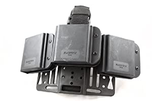 AR-15 3 Mag Hip Pouch - Vertical Thigh Rig