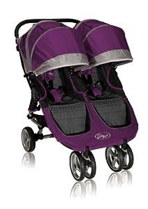 Baby Jogger City Mini Double (Purple)