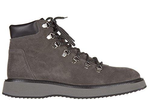 Hogan stivaletti stivali uomo in camoscio h271 route x hiking grigio EU 42.5 HXM2710S6304VA34HS