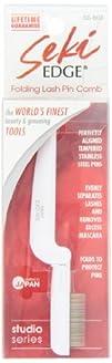 Seki Edge Folding Lash Pin Comb