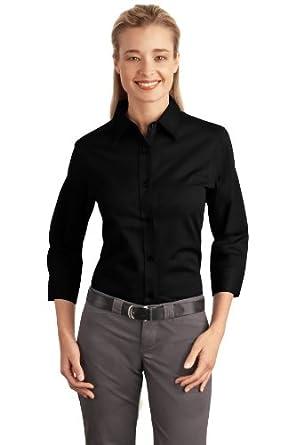 945aa6da211e6 Ladies 3 4-Sleeve Easy Care Shirt