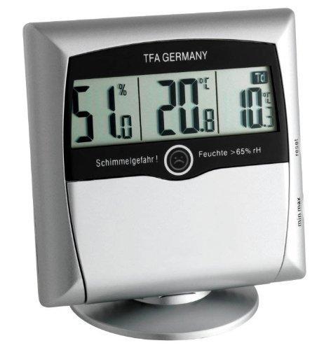 TFA Dostmann Schimmelhygrometer TFA Wetterladen Edition