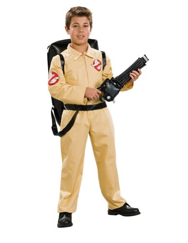 Ghostbusters Dlx Kids Costume Md Kids Boys Costume
