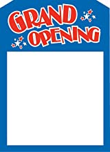 Grand Opening - Slotted Tags (100pk) - 5