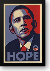 Posters & Prints | Amazon.com Obama Campaign Poster Official