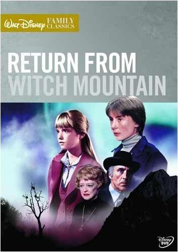 Return From Witch Mountain (Special Edition) [Edizione: Regno Unito]