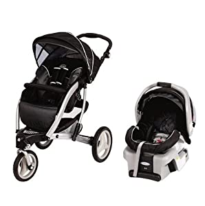 Amazon.com : Graco Trekko Stroller & SnugRide Car Seat ...