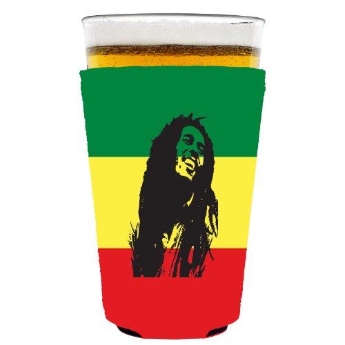 Coolie Junction Reggae Bob Pint Glass Coolie front-623409