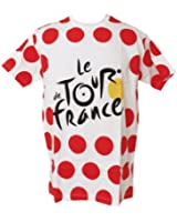 T-shirt Le Tour de France de cyclisme - Collection officielle - Taille adulte Homme