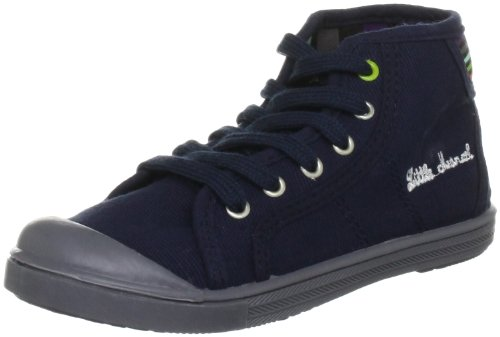 Little Marcel - Sneaker H12IC505J Bambini e ragazzi, Blu (Blau (Marine)), 17 (1.5 UK)
