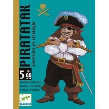 Djeco / Piratatak Strategy Game