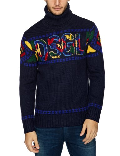 Desigual Mersena Men's Jumper Blue X-Small