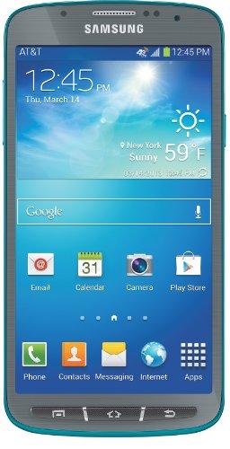 Samsung Galaxy S4 active 4G ATT版 防水対応 SGH-I537 並行輸入品 グローバル版 SIMフリー 16GB BLUE