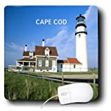 mp_80839_1 Florene Architecture - Lighthouse on Cape Cod in Massachusetts - Mouse Pads