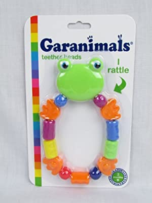 Garanimals Teether Beads from Sassy Inc.