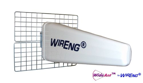 Wideant™ Antenna For Ts-9 Connector Devices Ultra Wide Band 3G+4G Outdoor External