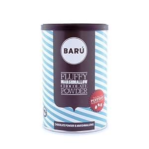 Barú Fluffy Mashmallow Chocolate Drinking Powder 250 g (Pack of 2)