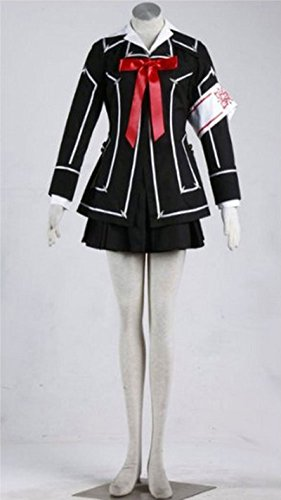 FOCUS-COSTUME Vampire Knight Main College black suit Cosplay Costume