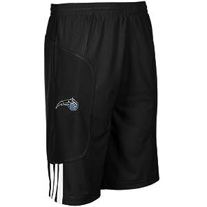NBA adidas Orlando Magic Youth On-Court Shorts - Black by adidas