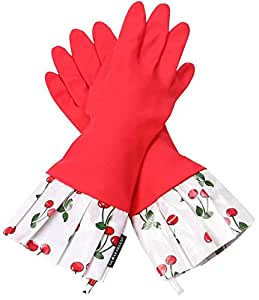 Glovables Red & Cherry Gloves 504 C