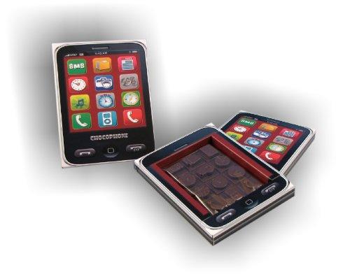 chocophone smartphone aus schokolade lebensmittel getr nke online bestellen. Black Bedroom Furniture Sets. Home Design Ideas