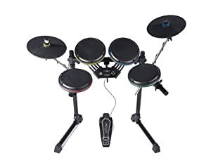 Ion IED07 Premium Rock Band Drum Kit for Xbox 360