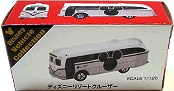 Tokyo Disney Resort Resort car Tomica TDR Disney Vehicle Collection DIS Bus