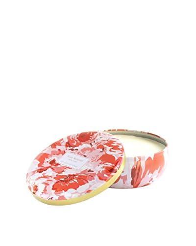 Isaac Mizrahi Hampton Geranium 3-Wick Jar Candle, Red : OwnModern.com