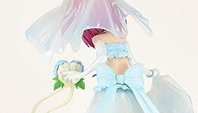 ロウきゅーぶ!SS 湊 智花~ブルーウェディングVer.~ 1/7スケール PVC製 塗装済み 完成品 フィギュア