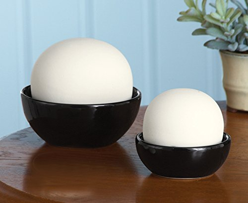 Natural Stone Room Humidifiers - Set Of 2 - 1