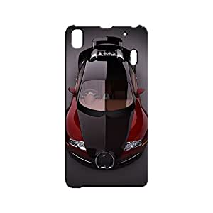 BLUEDIO Designer 3D Printed Back case cover for Lenovo A7000 / Lenovo K3 Note - G3302