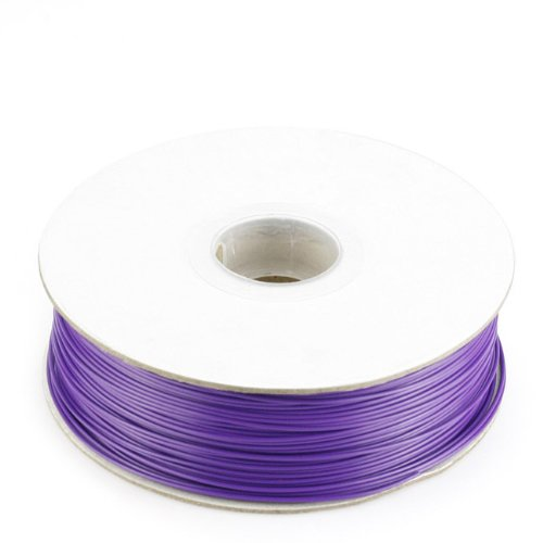 Barsoom Purple 1.75mm 2.6lbs/1.2kg Natural PLA 3D Filament on Spool for MakerBot RepRap MakerGear Solidoodle Ultimaker & Up! 3D Printer