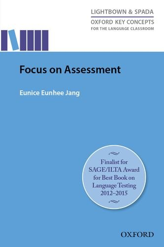Material de Teacher Training: Focus on Assessment