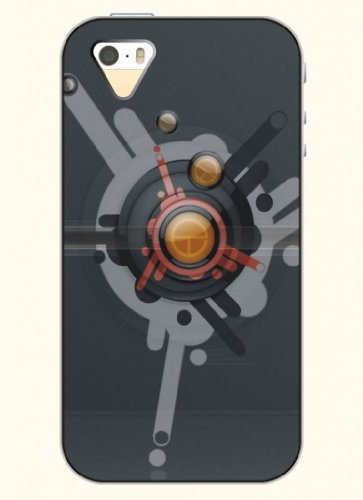 Oofit Phone Case Design With Many Buttons For Apple Iphone 4 4S 4G front-476433
