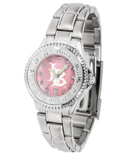 California State 49ers Ladies Watch Mother-of-Pearl Face at Amazon.com