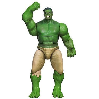 Marvel Avengers Movie 4 Inch Action Figure Gamma Smash Hulk [Toy] - 1