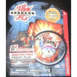 Bakugan Booster Pack White Preyas