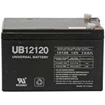 12V 12Ah Replacement Battery for Peg Perego IAKB0501